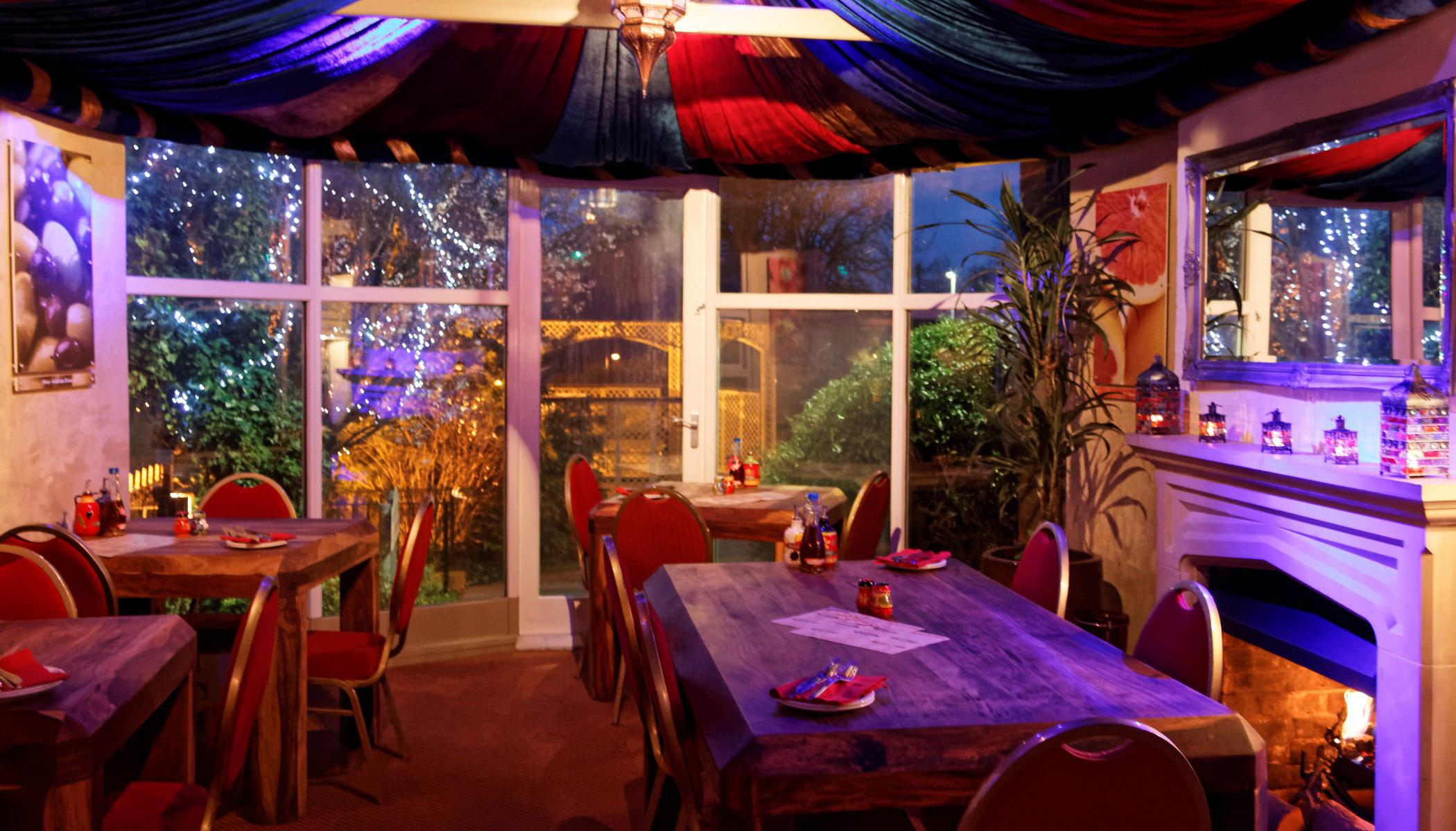 Morrocan Lounge